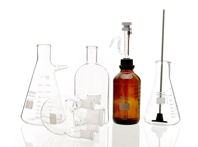 Comprar vidraria para laboratório