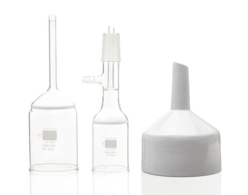 Fabrica de vidraria para laboratorio