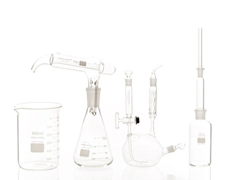 Fabricante de vidraria para laboratório
