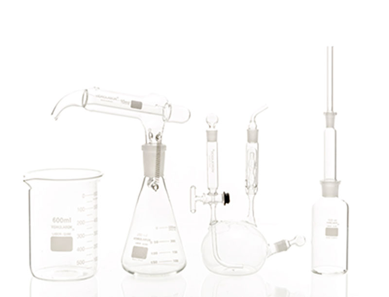 Materiais para laboratorio