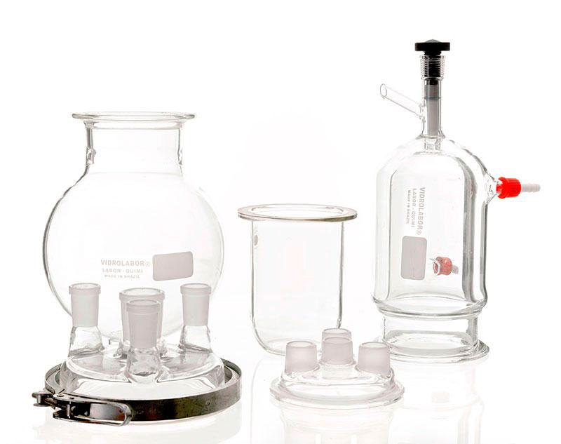 Reator de vidro