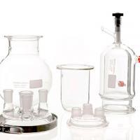 Industria de vidraria para laboratório